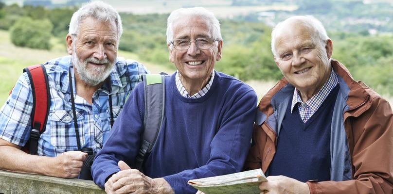 Männergesundheit in verschiedenen Lebensphasen