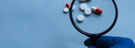 Arzneimittelprüfung