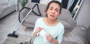 Hausstauballergie